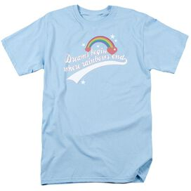 Rainbow Dreams Short Sleeve Adult Light T-Shirt