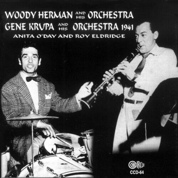 Woody Herman - 1941 Lang-Worth Transcriptions Recording