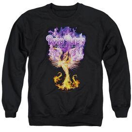 Deep Purple Phoenix Rising Adult Crewneck Sweatshirt