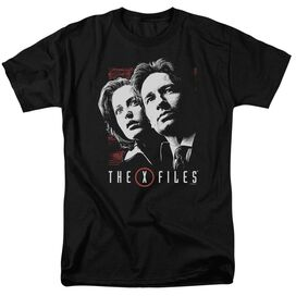 Files Mulder & Scully Short Sleeve Adult T-Shirt