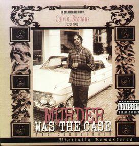Original Soundtrack - Murder Was the Case [The Soundtrack]
