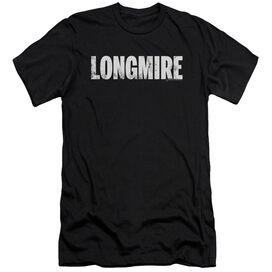 Longmire Logo Short Sleeve Adult T-Shirt
