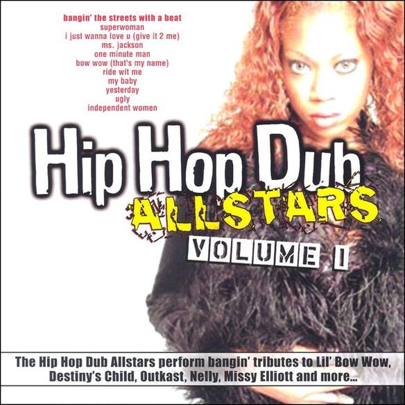 Hip Hop Dub All Stars V1