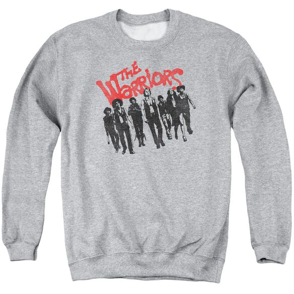 Warriors The Gang Adult Crewneck Sweatshirt Athletic