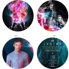 Jeff Russo - Legion FX Show Soundtrack [Exclusive Picture Disc]