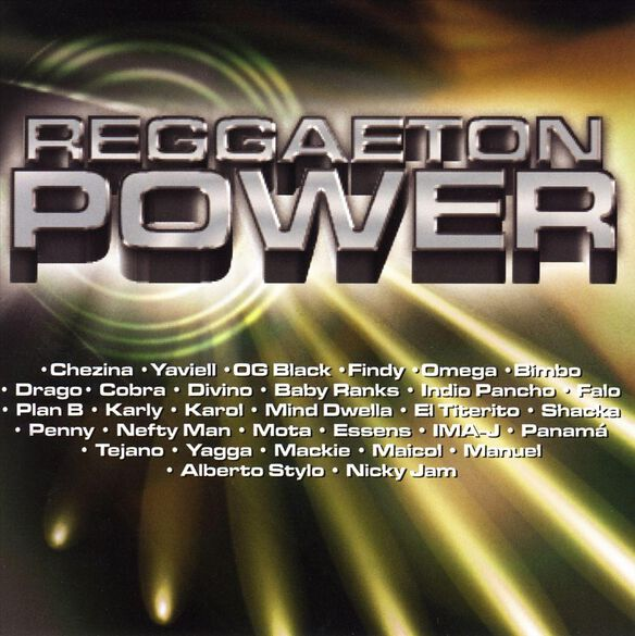 Reggaeton Power 1005
