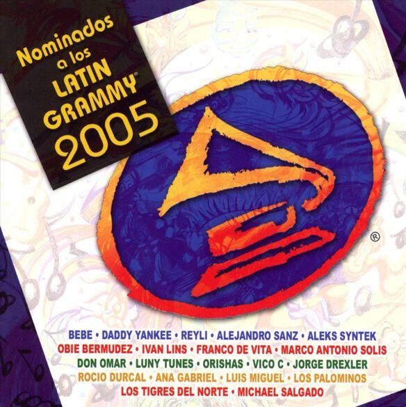 Latin Grammy Nominees '05