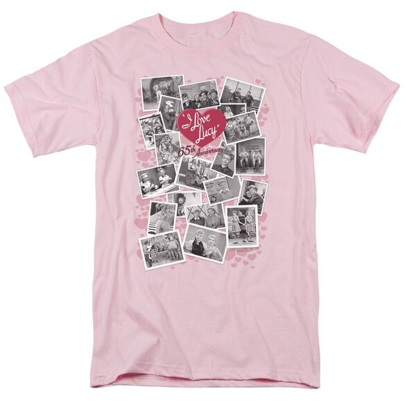 I Love Lucy 65 Th Anniversary Short Sleeve Adult T-Shirt