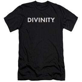 Valiant Divinity Logo Premuim Canvas Adult Slim Fit
