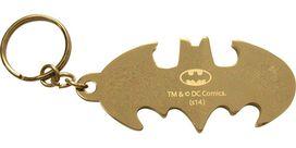 Harley Quinn Batman Logo Metal Keychain