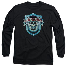 La Guns La Guns Shield Long Sleeve Adult T-Shirt