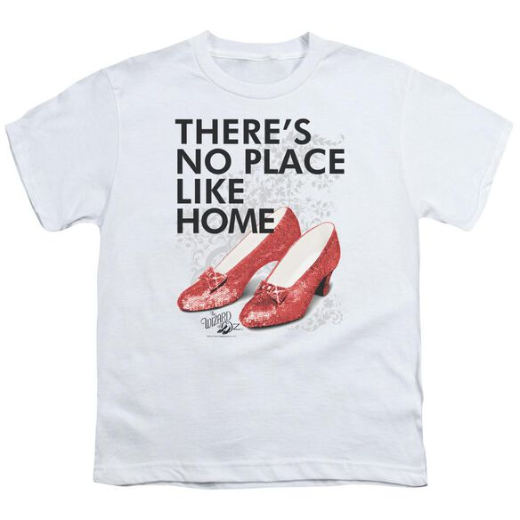 Wizard Of Oz No Place Like Home Short Sleeve Youth T-Shirt