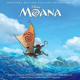 Original Motion Picture Soundtrack - Moana [Original Motion Picture Soundtrack]