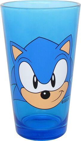Sonic the Hedgehog Classic Pint Glass Set