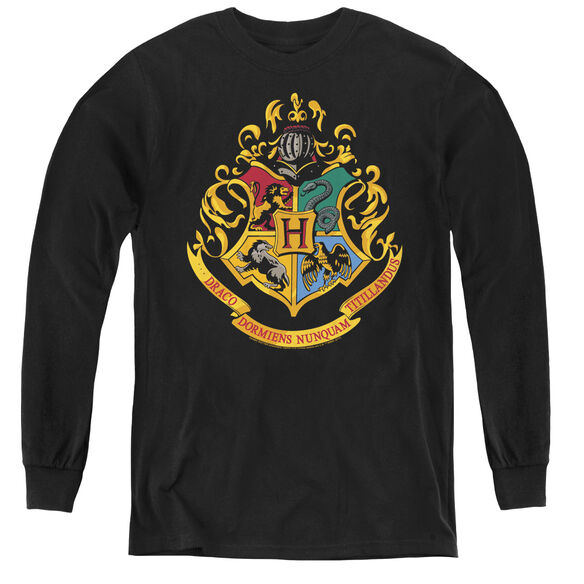 Harry Potter Hogwarts Crest-youth Long