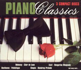 Various Artists - Piano Classics (Box Set)