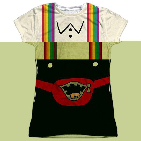 UNCLE GRANDPA LEDERHOSEN-S/S JUNIOR T-Shirt