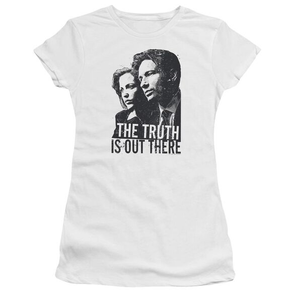 X Files Truth Premium Bella Junior Sheer Jersey