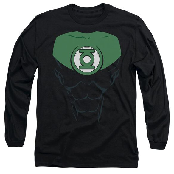 Green Lantern Jon Stewart Long Sleeve Adult T-Shirt