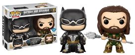 Batman & Aquaman 2 pack Exclusive Funko Pop