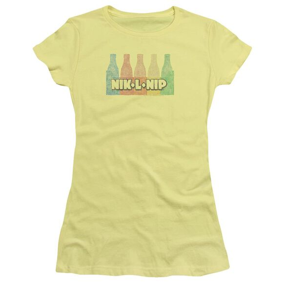 Dubble Bubble Vintage Short Sleeve Junior Sheer T-Shirt