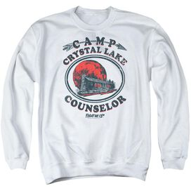 Friday The 13 Th Camp Counselor Adult Crewneck Sweatshirt