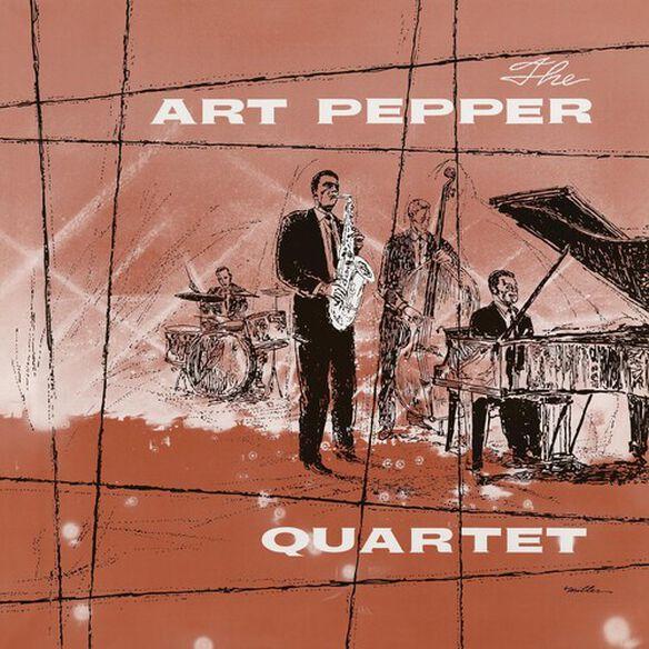 Art Pepper - The Art Pepper Quartet