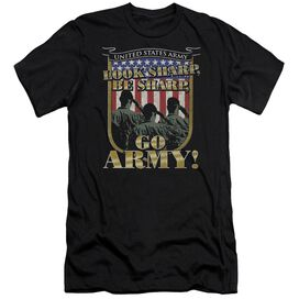 Army Go Army Premuim Canvas Adult Slim Fit