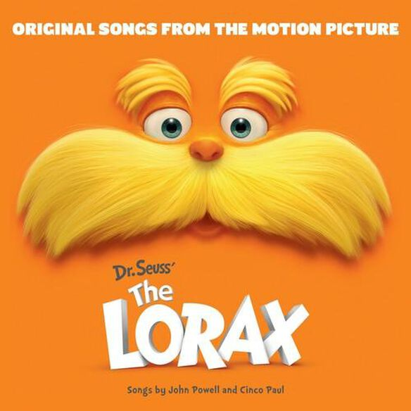Dr Seuss The Lorax / O.S.T.