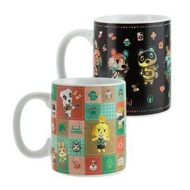 Animal Crossing Heat Change Mug 11oz