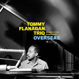 Tommy Flanagan Trio - Overseas [180-Gram Gatefold Vinyl With Bonus Tracks]