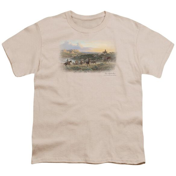 Wildlife The Last Crossing Short Sleeve Youth T-Shirt