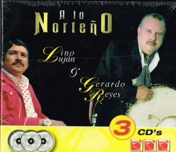 A Lo Norteno 3 Cd 0607