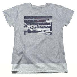 ROCKY AMERICAN WILL-S/S WOMENS T-Shirt
