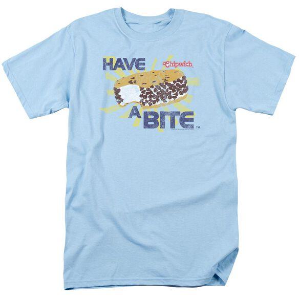 Chipwich Bite Short Sleeve Adult Light T-Shirt