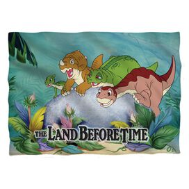 Land Before Time Littlefoot And Friends Pillow Case