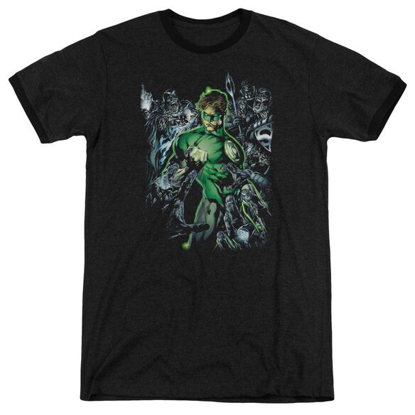 Green Lantern Surrounded By Death Adult Heather Ringer