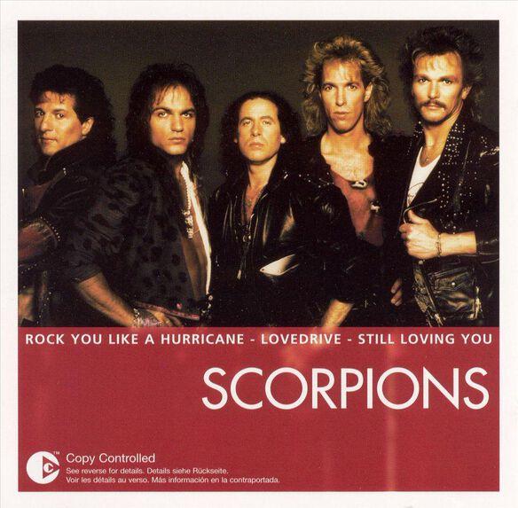 Essential Scorpion/The206
