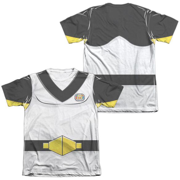Voltron Sven Costume (Front Back Print) Adult Poly Cotton Short Sleeve Tee T-Shirt