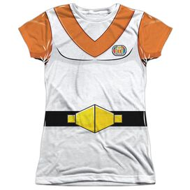 Voltron Hunk Costume Short Sleeve Junior Poly Crew T-Shirt