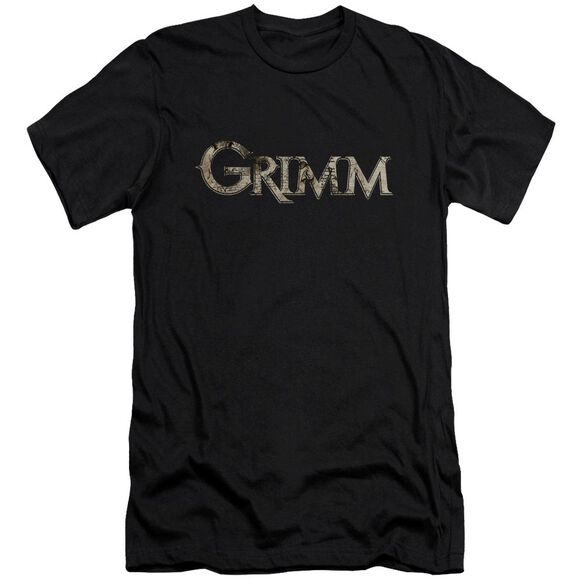 Grimm Logo Short Sleeve Adult T-Shirt