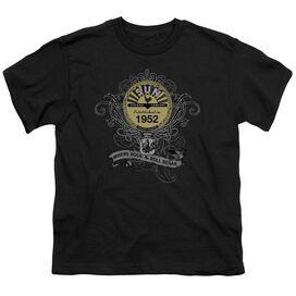 Sun Rockin Scrolls Short Sleeve Youth T-Shirt