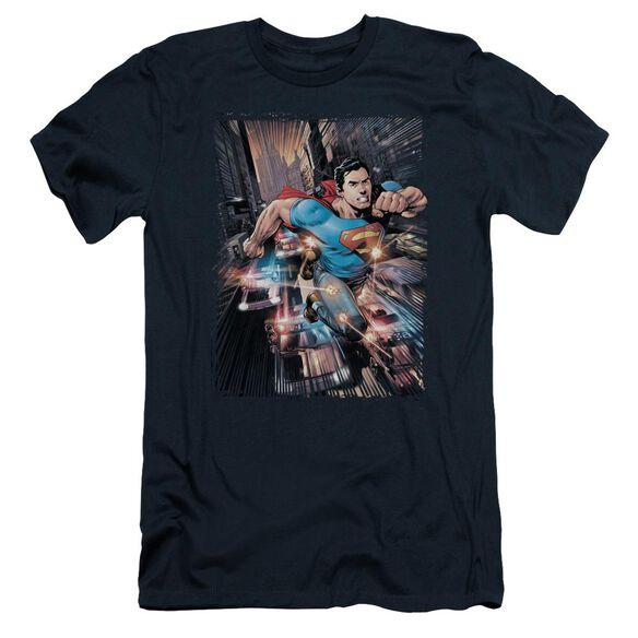 Superman Action Comics #1 Short Sleeve Adult T-Shirt