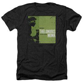 Thelonious Monk Work - Adult Heather - Black