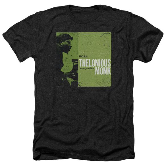 Thelonious Monk Work Adult Heather