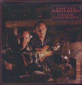 The Louvin Brothers - Close Harmony