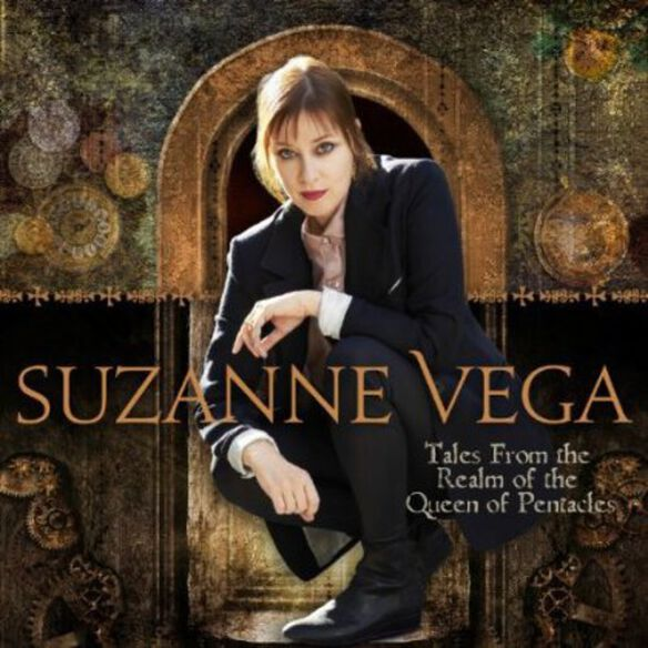 Suzanne Vega - From the Realm of the Queen of Pentacles