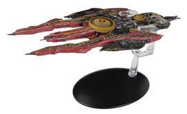 Star Trek Discovery Models - #8 Klingon Qugh Ship