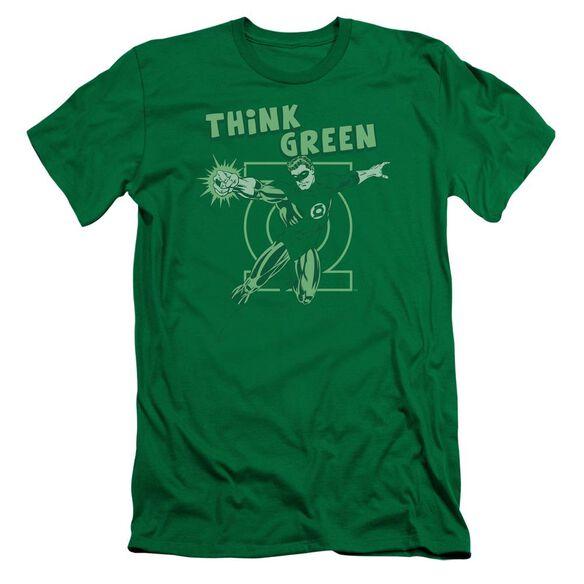 Dc Think Short Sleeve Adult Kelly T-Shirt
