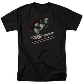 Zz Top The Boys Short Sleeve Adult T-Shirt